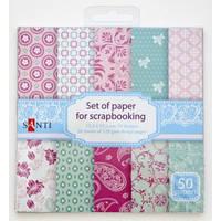 Набор бумаги для кардмейкинга и скрапбукинга,951932