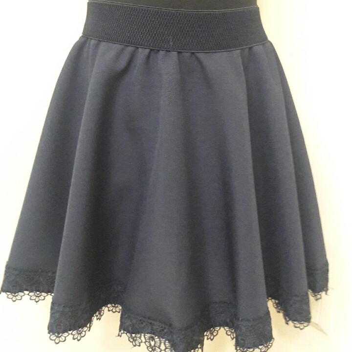 """Школьная юбка для девочки """"отличница"""""""