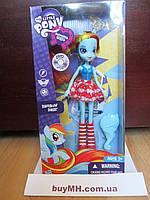 Кукла My Little Pony Equestria Girls Rainbow Dash Радуга Деш базовая, фото 1