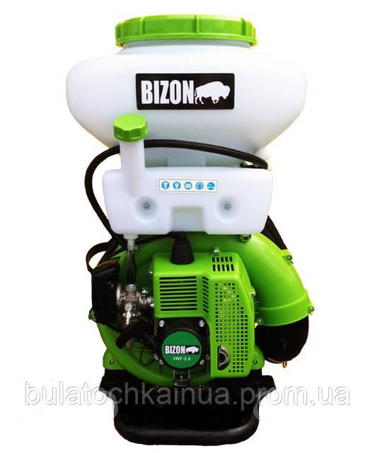 Опрыскиватель бензиновый 3WF-3 ручной Бизон