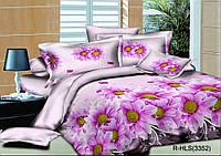 Пурпурный шлейф, ранфорс (Полут. на рез.)