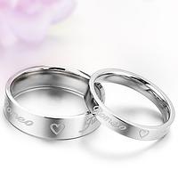"""Кольца для влюбленных """"Ромео и Джульетта"""", фото 1"""