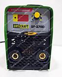 Сварочный аппарат PROCRAFT SP-270D, фото 3
