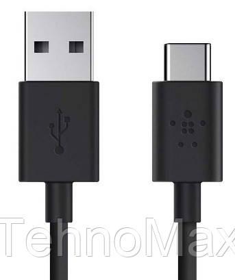 Кабель Belkin USB Type-C для зарядки Samsung Galaxy A3 A320F, фото 2