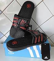c1834933071f Шлепанцы Adidas Santiossage, сланцы массажные мужские Адидас, реплика