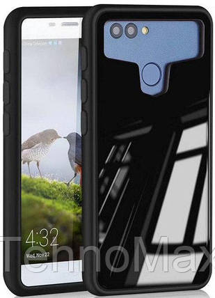 Силиконовый чехол с пластиковой накладкой  для Panasonic P55 Novo, фото 2