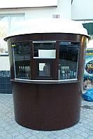 Киоск кофейный стакан  в комплектации базовая +