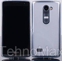Силиконовый чехол для LG L Bello L80+ D355, фото 2