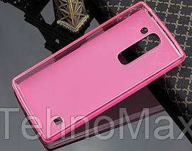 Силиконовый чехол для LG L Bello L80+ D355, фото 3