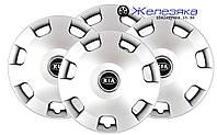 Колпаки на колеса R14 SKS/SJS №207 Kia, фото 1