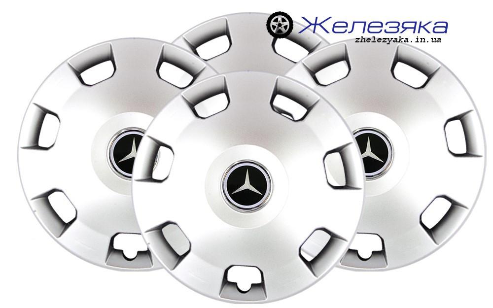 Колпаки на колеса R14 SKS/SJS №207 Mercedes-Benz