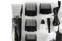 Машинка для стрижки волос PROMOTEC PM-357 черная, фото 1