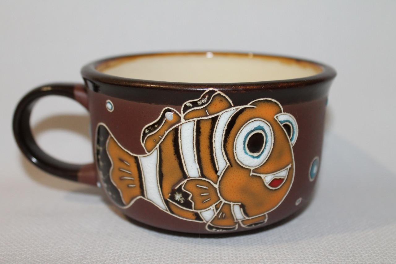 """Чашка большая """"Рыбка  Том"""" (400мл)"""