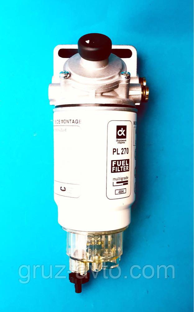 Фильтр сепаратор PL-270 с подкачивающим насосом