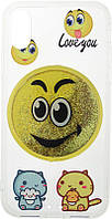 Чехол-накладка TOTO TPU Сartoon Network Case IPhone X Smile, фото 1