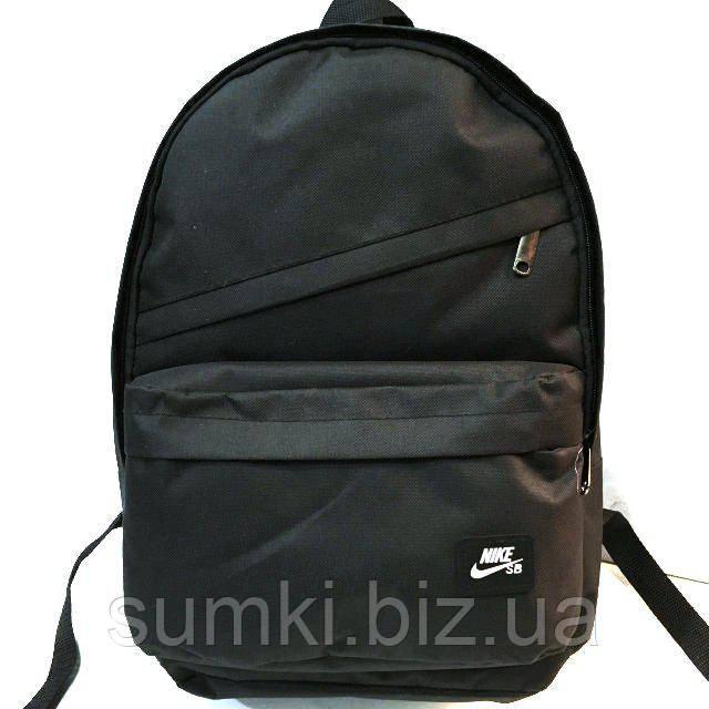 bb76d65f Легкие школьные рюкзаки NIKE, черного цвета дешево купить недорого ...