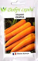 ТМ ДОБРІ СХОДИ Морковь Скарла 3г
