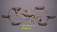Джумейра-4, подставка для цветов на 7 чаш, фото 1