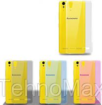 Силиконовый чехол для Lenovo S60 S60t супертонкий 0.3 мм , фото 2