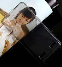 Силиконовый чехол для Lenovo S60 S60t супертонкий 0.3 мм , фото 3