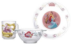 Набор детский ОСЗ Disney Принцессы Н1914 (3 предмета)