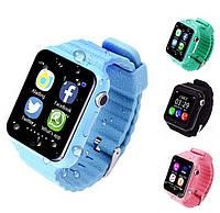 Детские смарт часы с GPS трекером Smart Baby Watch V7K