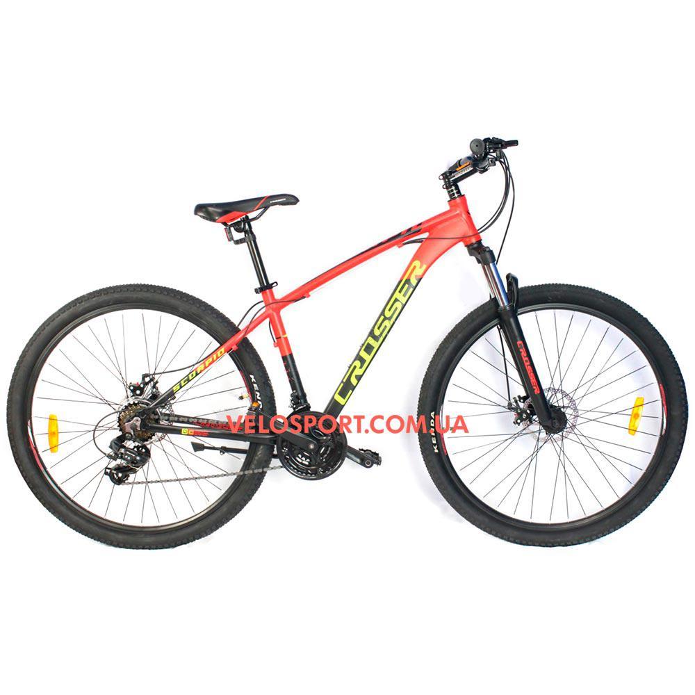Горный велосипед Crosser Scorpio 29 дюймов