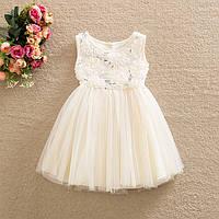 Нарядное платье для девочки  размер 116.