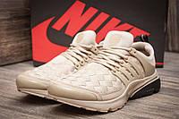 Кроссовки мужские Nike Air Presto, бежевые (11061) размеры в наличии ► [  41 43 44  ], фото 1