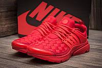 """Кроссовки мужские Nike Air Presto, красные (11062),  [  42 (последняя пара)  ] """"Реплика"""", фото 1"""