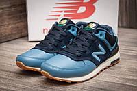 Кроссовки мужские New Balance 574, синие (11132) размеры в наличии ► [  43 (последняя пара)  ], фото 1