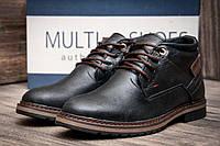 """Кроссовки мужские Multi Shoes, черные (3826-1),  [  44  ] """"Реплика"""", фото 1"""