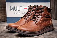 """Кроссовки мужские Multi Shoes, рыжий (3828),  [  40 45  ] """"Реплика"""", фото 1"""