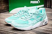 """Кроссовки женские Puma TRINOMIC, мятные (4252-2),  [  37 38 39  ]""""Реплика"""", фото 1"""