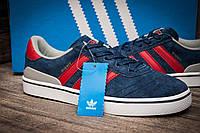 "Кроссовки мужские Adidas Busenitz, темно-синие (2441-2),  [   45  ] ""Реплика"", фото 1"