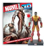 Миниатюрная фигура Герои Marvel 3D Спецвыпуск №2 Колосс (Centauria) масштаб 1:16