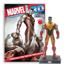 Герои Marvel 3D Спецвыпуск №2 Колосс (Centauria) Миниатюрная фигура масштаб 1:16