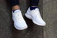 Мужские белые фирменные кроссовки Nike Revolution 4 AJ3490-100