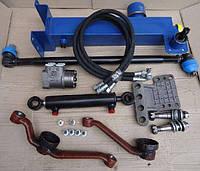 Комплект насос дозатора на МТЗ-80 переоборудования рулевого управления. Болгарский