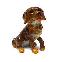 Фигурка из керамики Собака