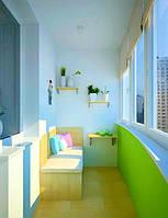 Как обустроить балкон в милый и уютный уголок