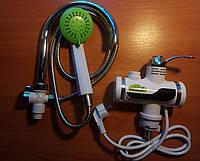 Проточный водонагреватель Rapid (Рапид) с душем