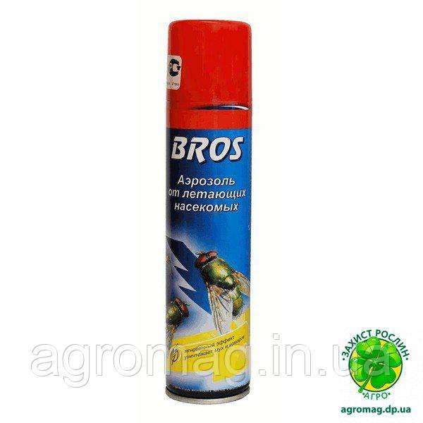 Аэрозоль от летающих насекомых  Bros 250мл