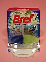Bref - Подвесной туалетный блок с корзинкой Duo-Aktiv Лайм & Мята 50 мл