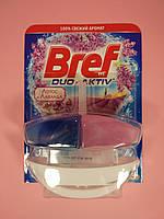 Bref - Подвесной туалетный блок с корзинкой Duo-Aktiv Лотос & Лаванда 50 мл