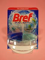 Bref - Подвесной туалетный блок с корзинкой Duo-Aktiv Океан 50 мл