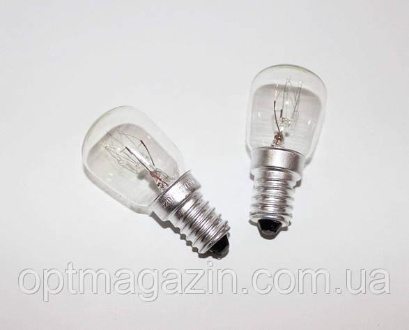 """Лампочки для холодильника и швейной машинки E14 220V 15W """"В индивидуальной коробке"""", фото 2"""