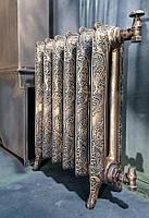 Чугунный радиатор Windsor 650/500 мм