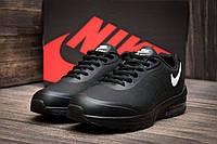 """Кроссовки мужские Nike Air Max, черные (1066-5),  [  41 44  ] """"Реплика"""", фото 1"""