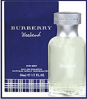 Burberry Weekend men 50ml син. Туалетная вода Оригинал